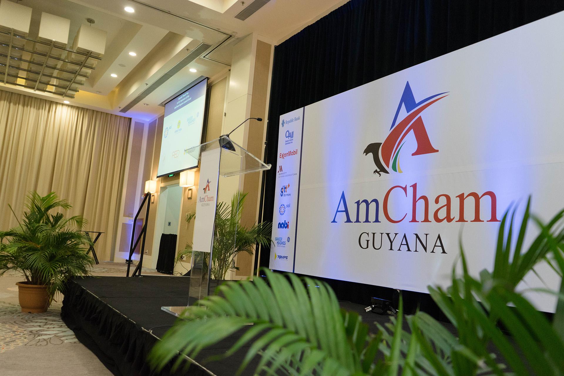 AmCham Guyana Office