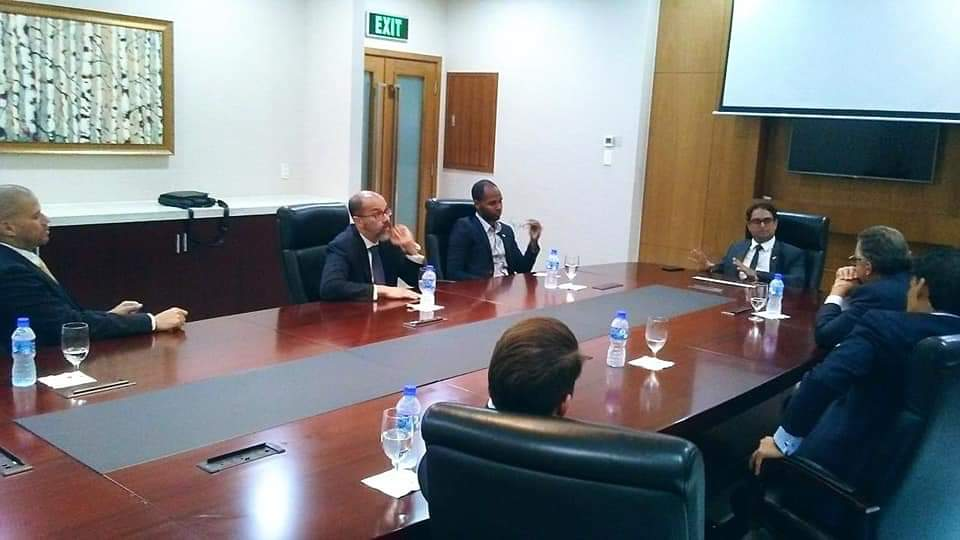 CITI & AmCham Guyana Meeting