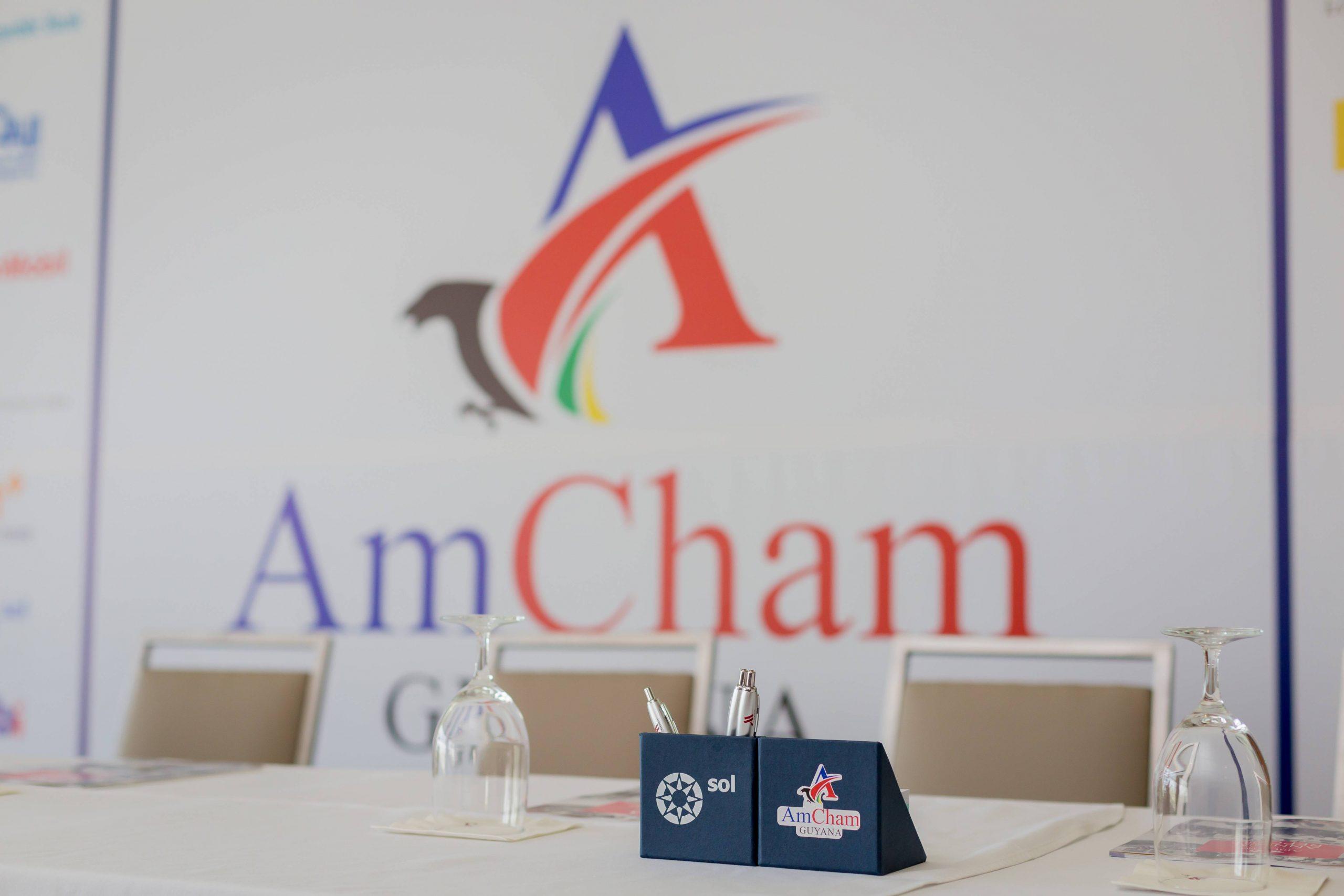 AmCham Guyana AGM 2019