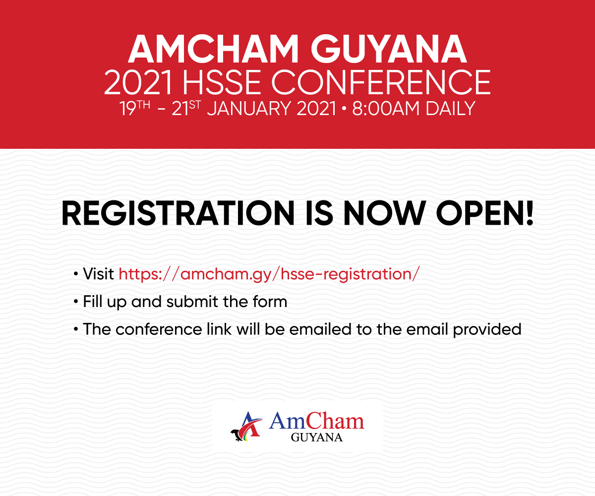 HSSE Conference Registration is now open!