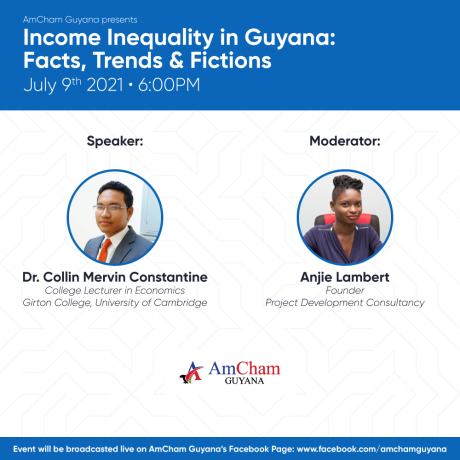 Income Inequality in Guyana: Facts, Trends & Fictions