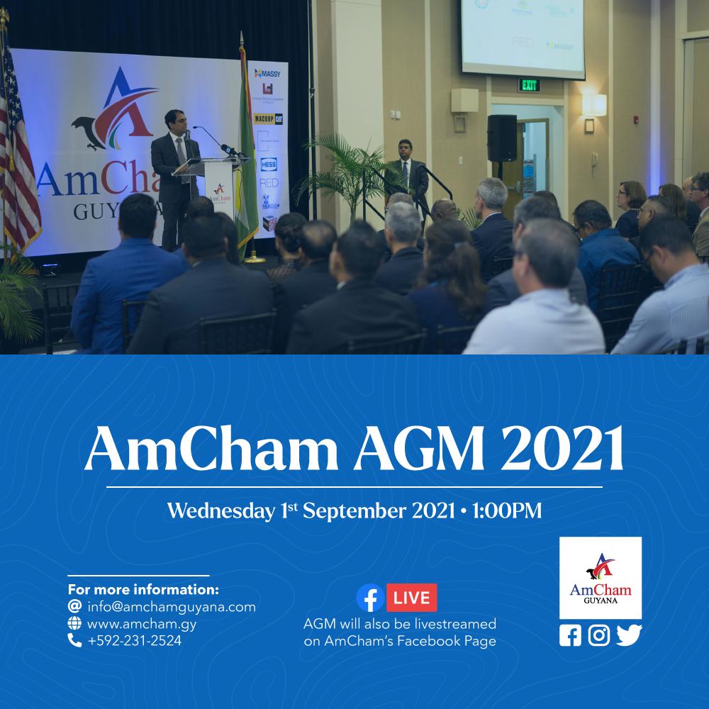 AmCham AGM 2021