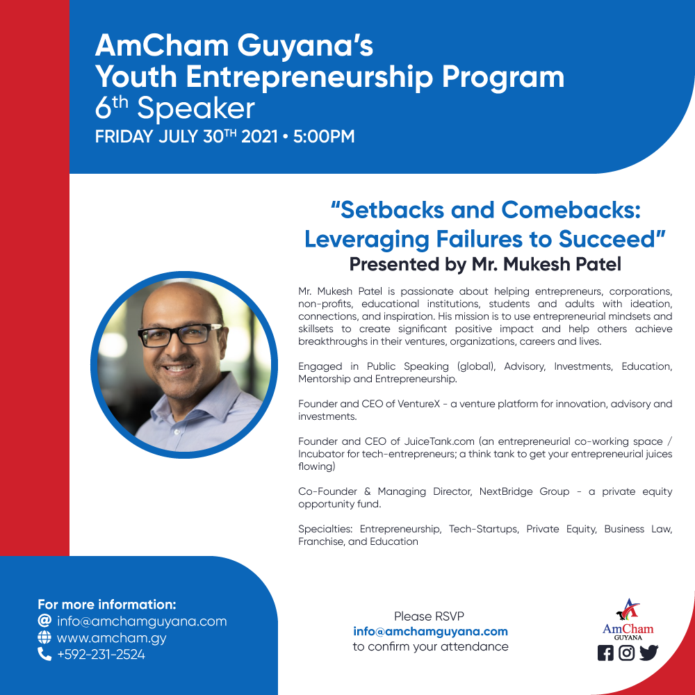 YEP - Setbacks and Comebacks: Leveraging Failures to Succeed
