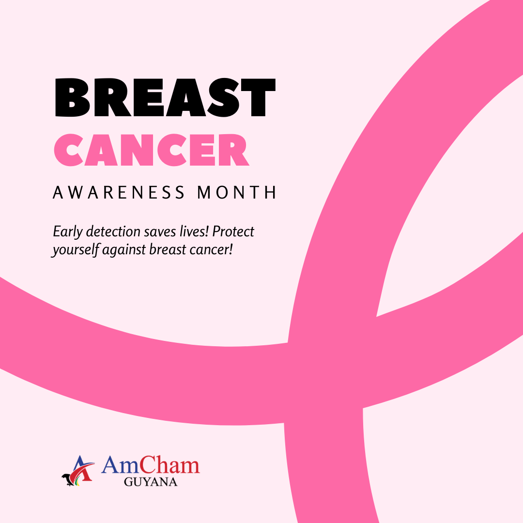 Happy Breast Cancer Awareness Month!